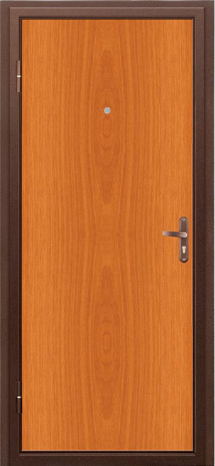 гладкие стальные двери не дорого